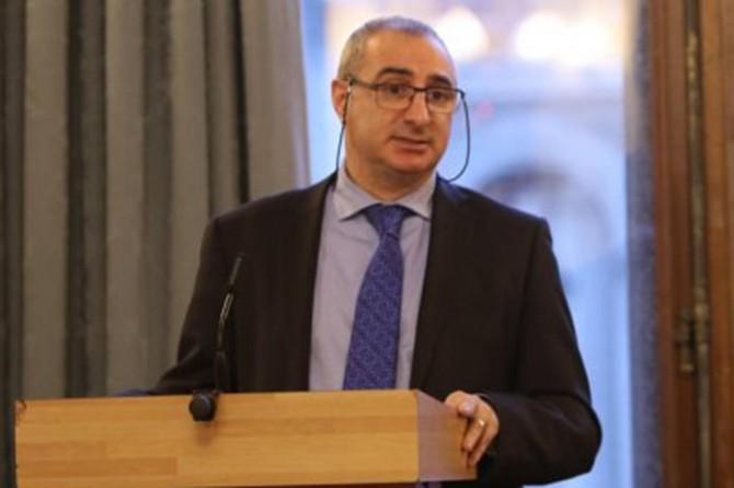 Siyonist işgalcilerin büyükelçisi Tel Aviv'e gönderildi