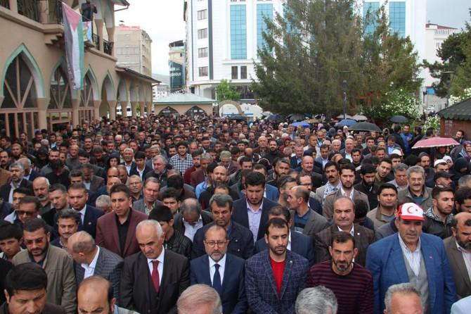 Vicdan sahibi herkes Kudüs için ayağa kalkmalı