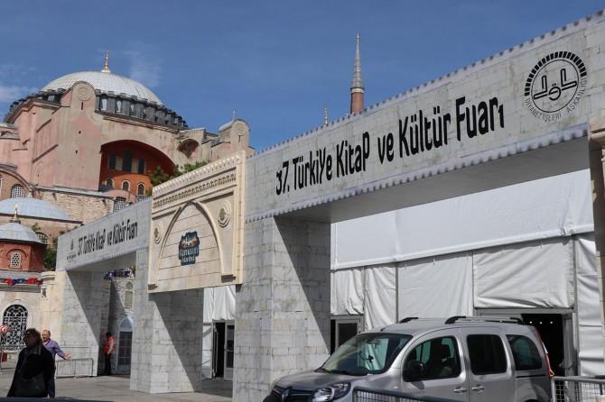 Türkiye Kitap ve Kültür Fuarı 37'nci kez kapılarını araladı