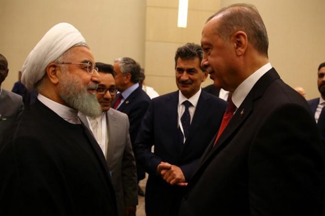 Ruhani: ABD ve siyonistlere karşı siyasi, ekonomik ve ticari önlemler alınmalı