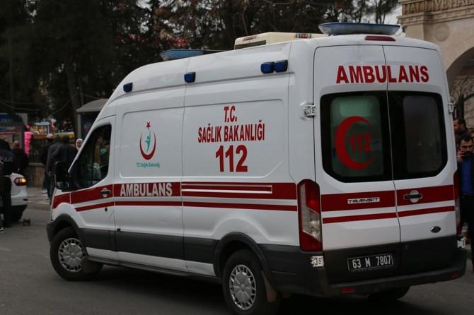 Şanlıurfa'da kaza: Bir asker hayatını kaybetti