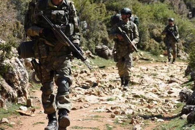 Hakkari'de bazı alanlar özel güvenlik bölgesi ilan edildi