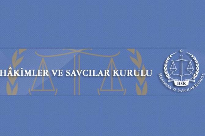 HSK'nın hâkim ve cumhuriyet savcısı atamaları Resmi Gazete'de
