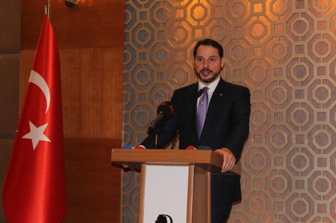 Bakan Albayrak: Doğu ve Güneydoğu'da aktif bir yatırım süreci başlattık