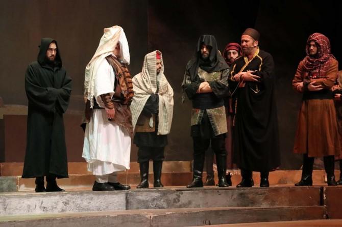 Kudüs gösterisi büyük ilgi gördü