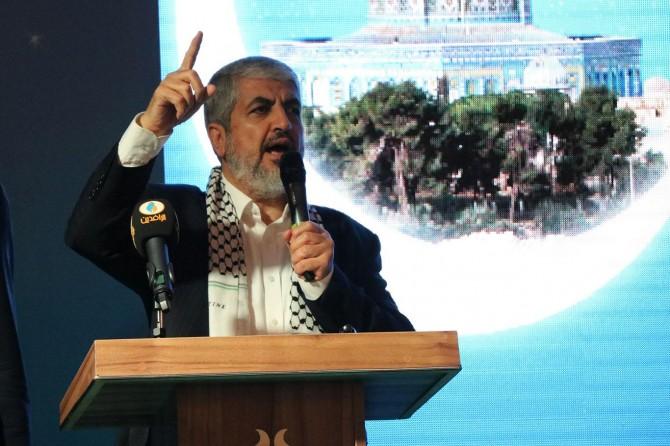 Halid Meşal: Zirvelerde alınan kararlar sahada uygulanmalı
