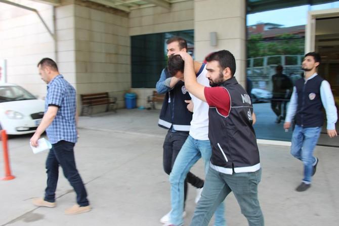 Siirt merkezli uyuşturucu operasyonunda 20 gözaltı