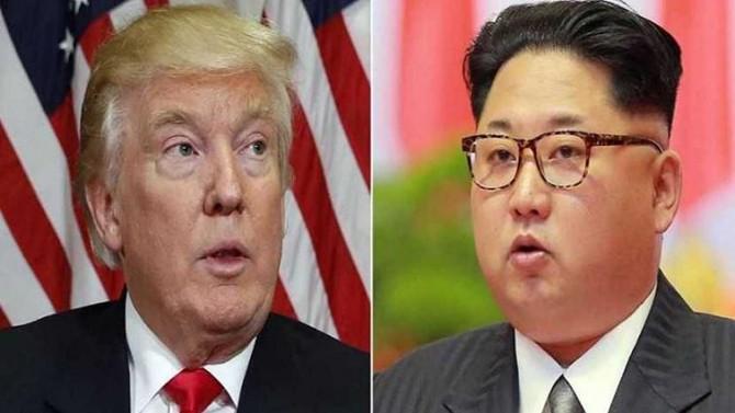 Trump Kuzey Kore lideriyle görüşmesini iptal etti
