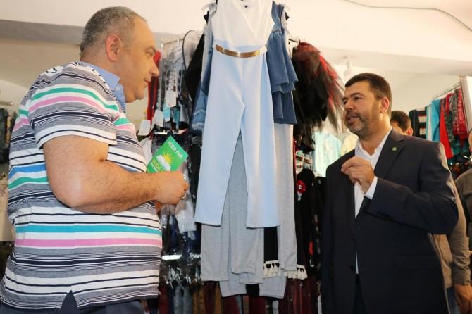 """""""Halkımızın HÜDA PAR'ı meclise taşıyacağına inanıyoruz"""""""