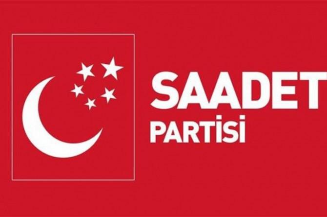 Saadet Partisinden Ankara'daki olay ile ilgili açıklama