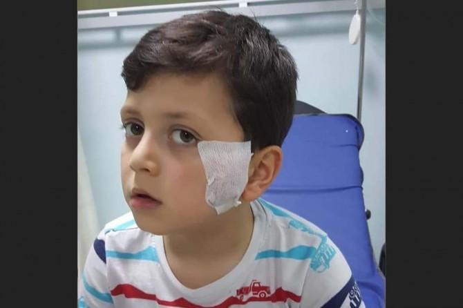 İstanbul'da maganda kurşunu küçük çocuğu yaraladı