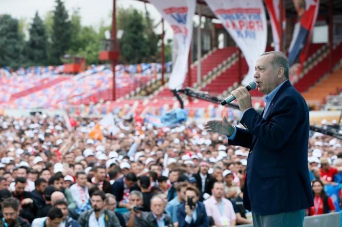 Erdoğan'dan İnce'ye: Sen kimsin ki ABD sana böyle bir bilgiyi verecek?