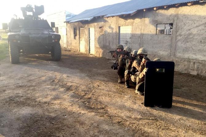 Van'da PKK operasyonu: 9 gözaltı