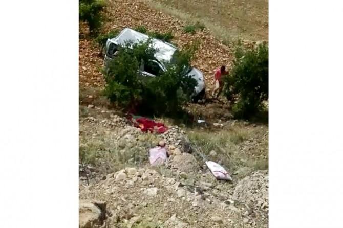 Adıyaman'da kaza: 1 ölü