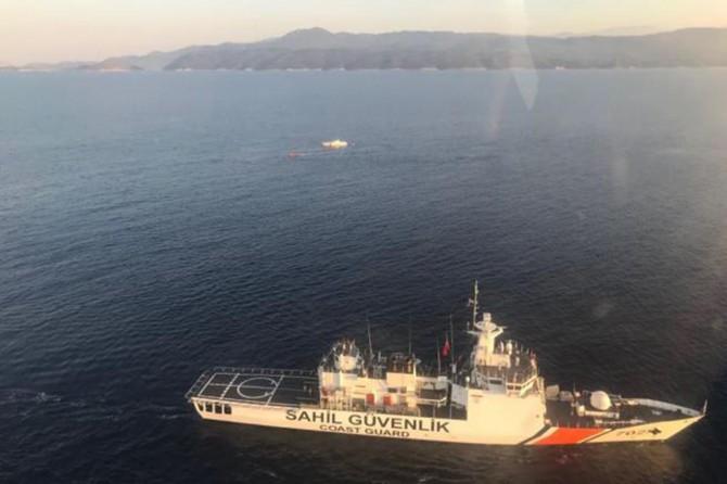 Göçmen teknesi battı: 6'sı çocuk 9 ölü