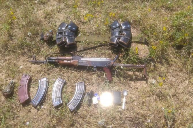 Diyarbakır kırsalında 2 PKK'li öldürüldü