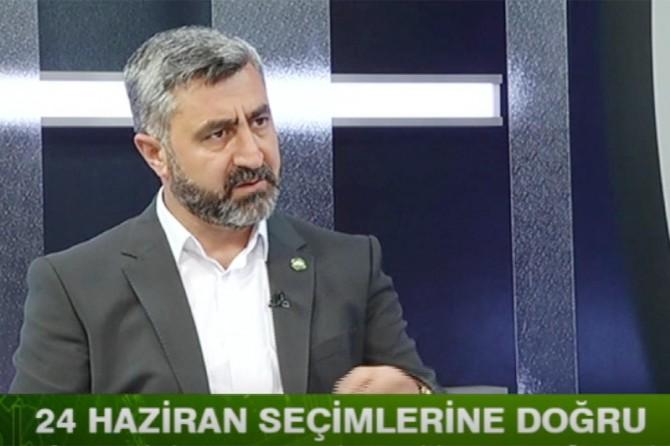 """""""Bitlis, HÜDA PAR ile hak ettiği hizmeti görecek"""""""