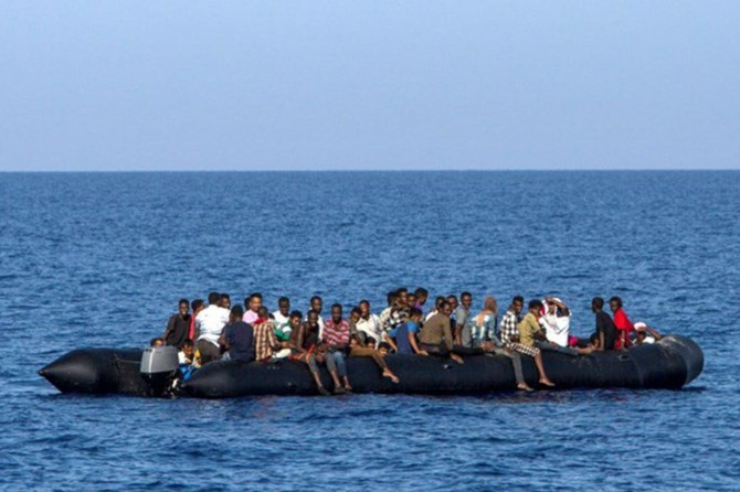 Immigrant boat capsizes in Yemen: 46 dead