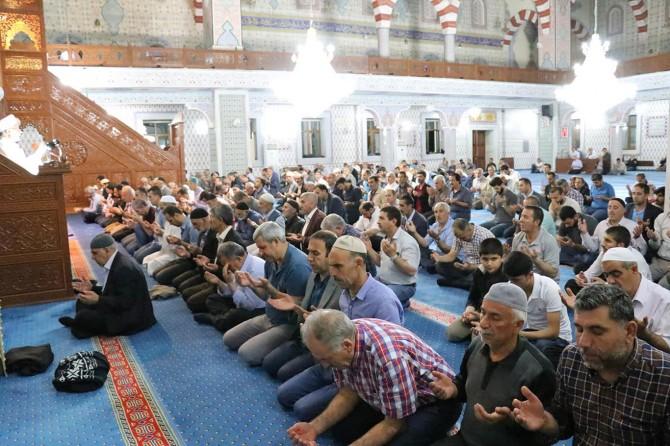 Bingöl'de Kudüs'ün işgalden kurtulması için dualar edildi