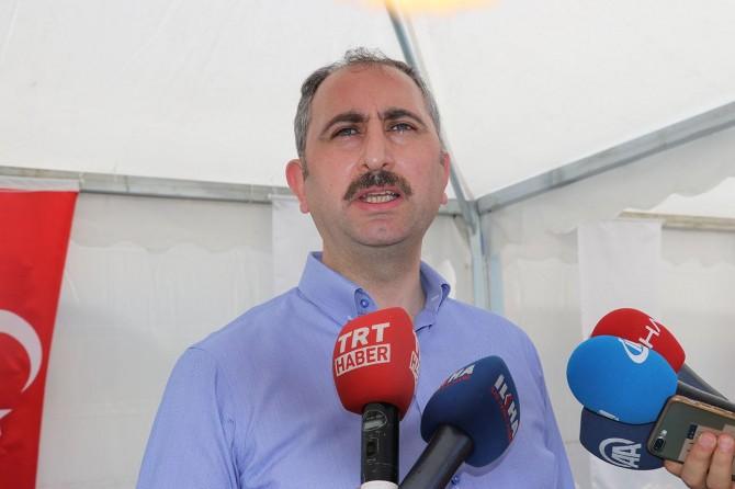 Adalet Bakanı'ndan İnce'ye tepki