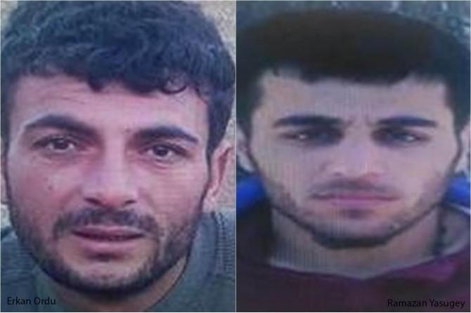 Tunceli'de arananlar listesindeki 2 PKK'li öldürüldü