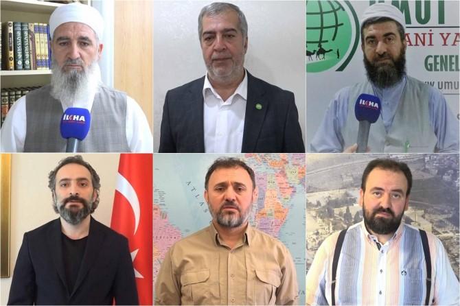 Âlim ve STK temsilcilerinden Ramazan Bayramı mesajı