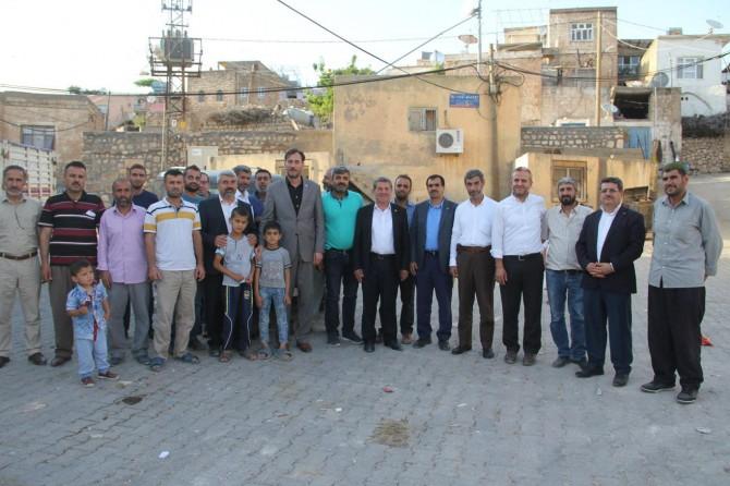 HÜDA PAR Mardin adaylarından aşiretlere ziyaret4