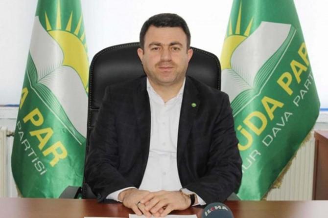 HÜDA PAR Genel Başkanı Yavuz Elazığ'a geliyor