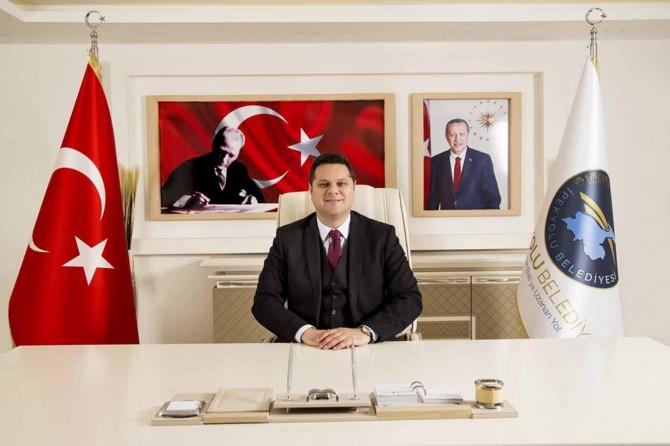 Van İpekyolu Kaymakamı Cemil Öztürk'ten bayram mesajı