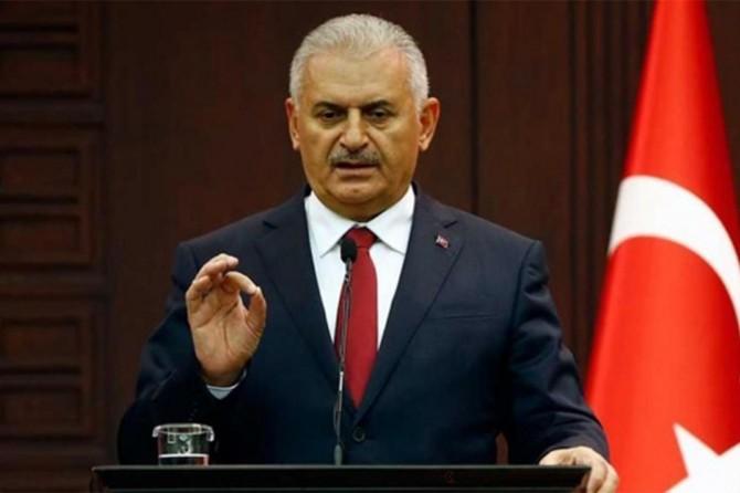Başbakan Yıldırım'dan Suruç'taki olaya ilişkin açıklama