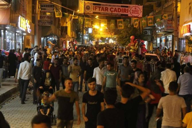"""""""Ramazan'ın bitişiyle hüzünlü bayramın gelişiyle sevinçliyiz"""""""