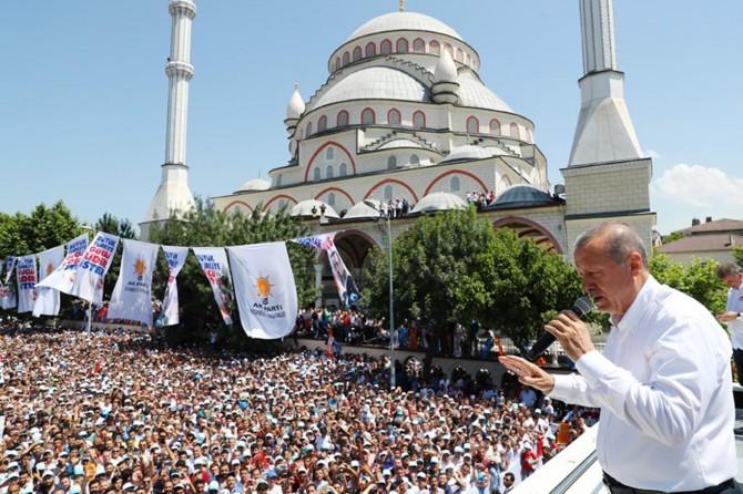 """Cumhurbaşkanı Erdoğan'dan """"Kandil"""" açıklaması"""