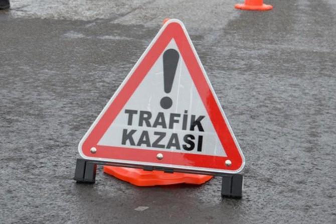 Bingöl Solhan'da kaza: 4 yaralı