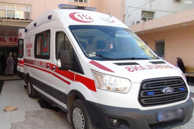 Şırnak Silopi'de otomobil devrildi: 3 ölü, 2 yaralı