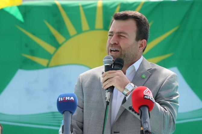 """""""Gelin HÜDA PAR'ın manifestosunu bu memlekette hâkim kılalım"""""""