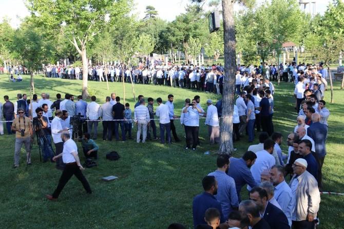 Peygamber Sevdalıları Diyarbakır'da bayramlaştı