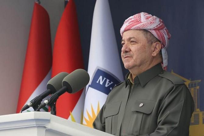 Mesûd Barzanî hewl dide ku di navbera komên Kurdan de tifaqê çêke