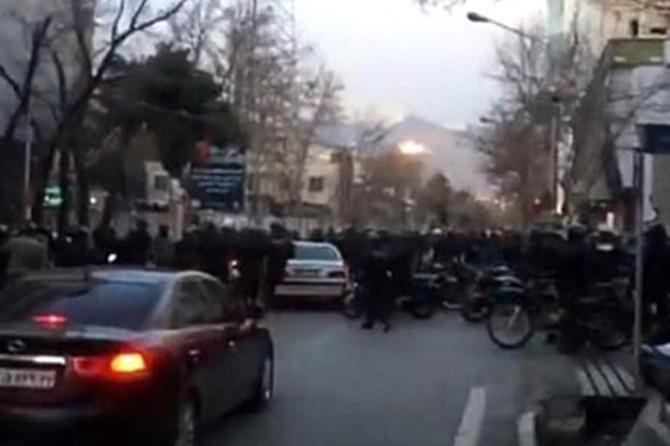 Tahran'da Gonabadi olaylarının faili idam edildi