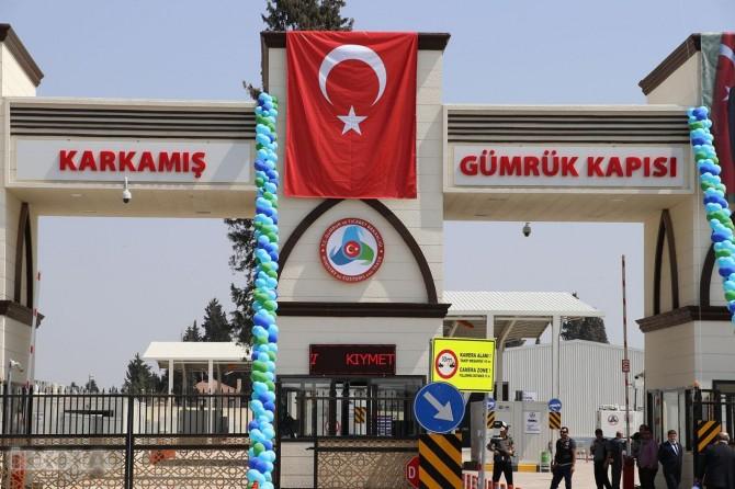 İş adamları günübirlik Suriye'ye geçebilecek