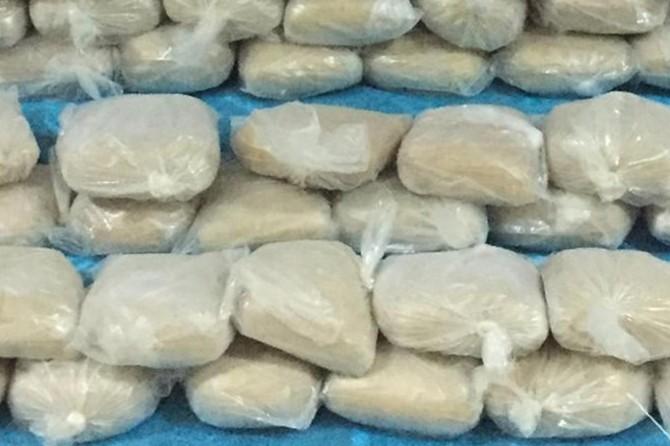 İran'da bir yıl içinde 808 ton uyuşturucu ele geçirildi