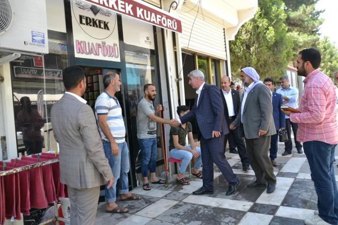 """""""Halkımız gönlünü HÜDA PAR'a açmıştır"""""""