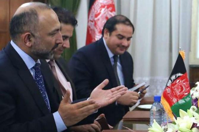 Afganistan'dan Pakistan'a güvenlik heyeti