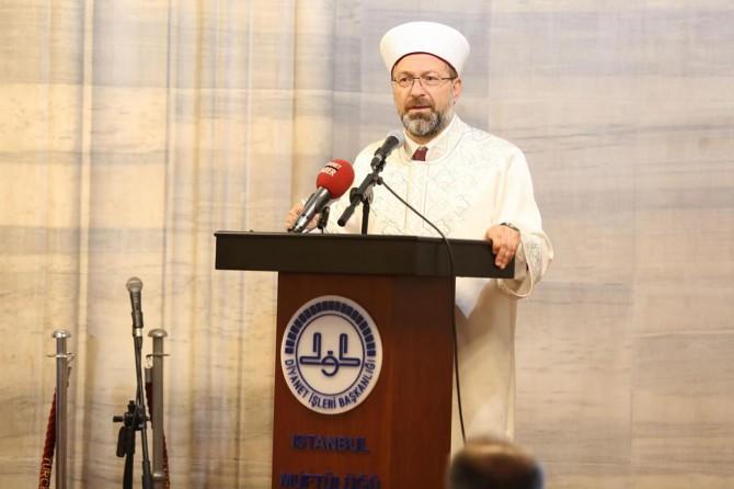 """Her Kur'an kursumuz Suffa'yı düşünürse ihlasımız artar"""