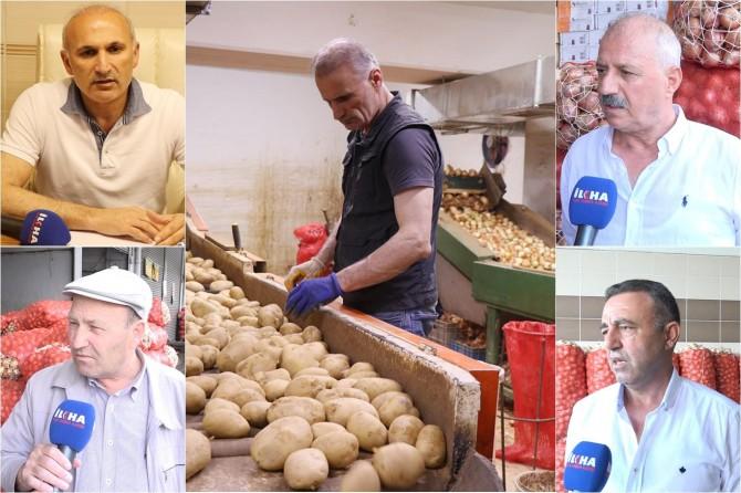 Patates-soğan fiyatları cep yakıyor