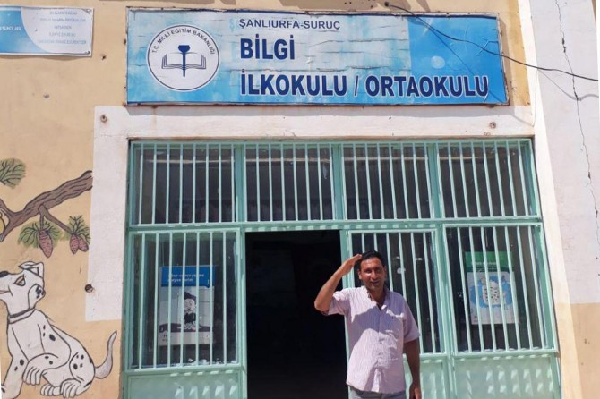 Suruç'ta4 çuval oy pusulası ele geçirildi