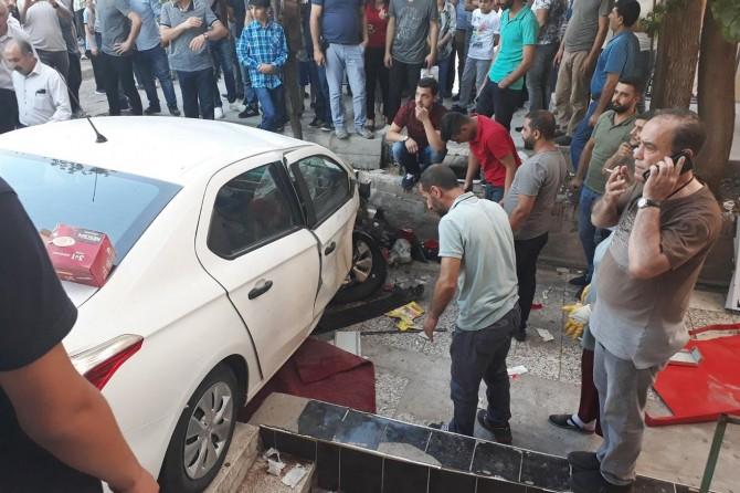 Diyarbakır Kayapınar'da trafik kazası: 8 yaralı