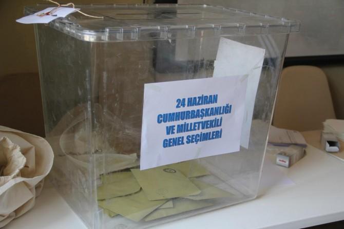 Çınar'ın oy oranları belli oldu