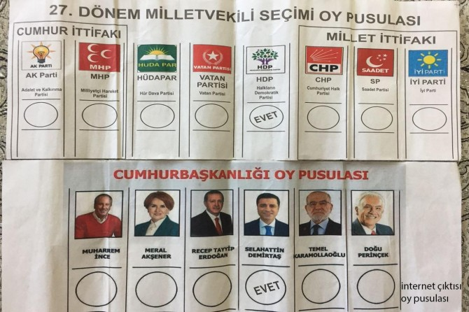 Is there HDP and French cooperation in Turkiye's Ağrı?