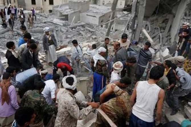 Li Yemenê êrîş: Mirî û birîndar hene