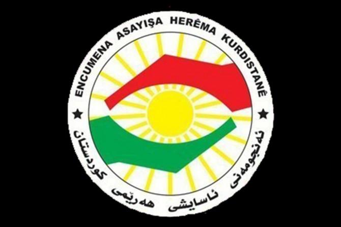 Irak Kürdistanı'nında artan suç oranına ilişkin açıklama